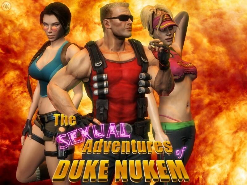 The Sexual Adventures of Duke Nukem – Version 0.37 Alpha