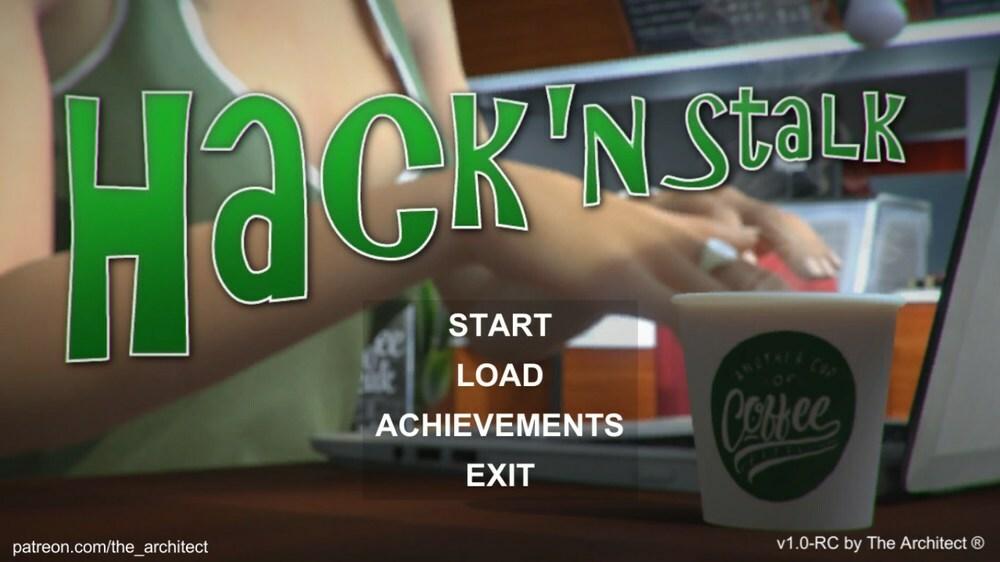 Hack'n Stalk – Version 1.0 – Final – Update