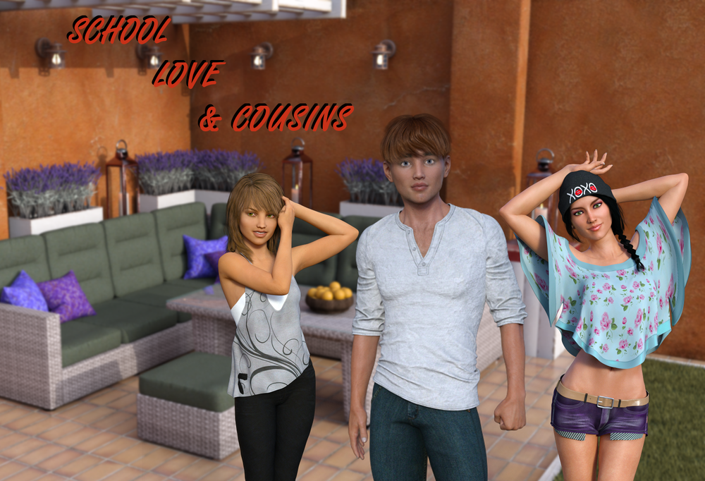 School, Love & Cousins – Version 0.3.2 – Update