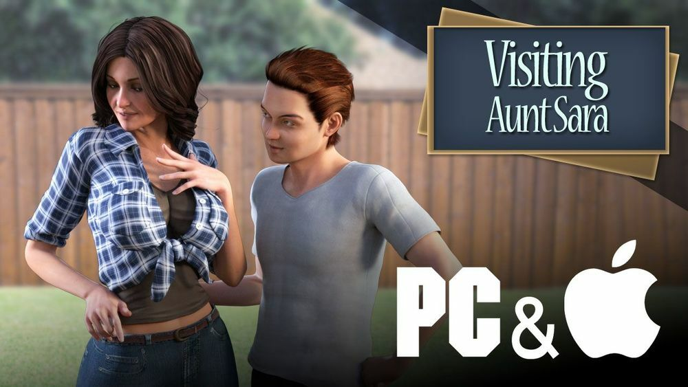 Visiting Aunt Sara – Version 1.0 + Walkthrough