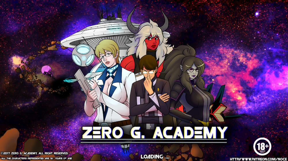 Zero G. Academy – Version 0.1c – Update
