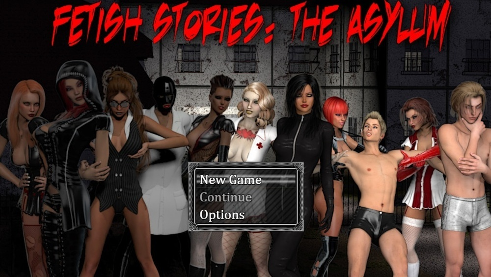 Fetish Stories: The Asylum – Day 4 – Update