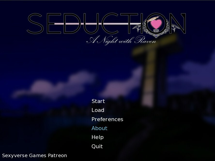 Seduction a Night with Raven – Version 1.0