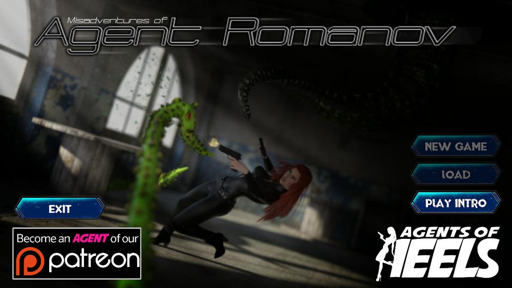 Agents of Heels: Misadventures of Agent Romanov – Version 0.3.0 – Update