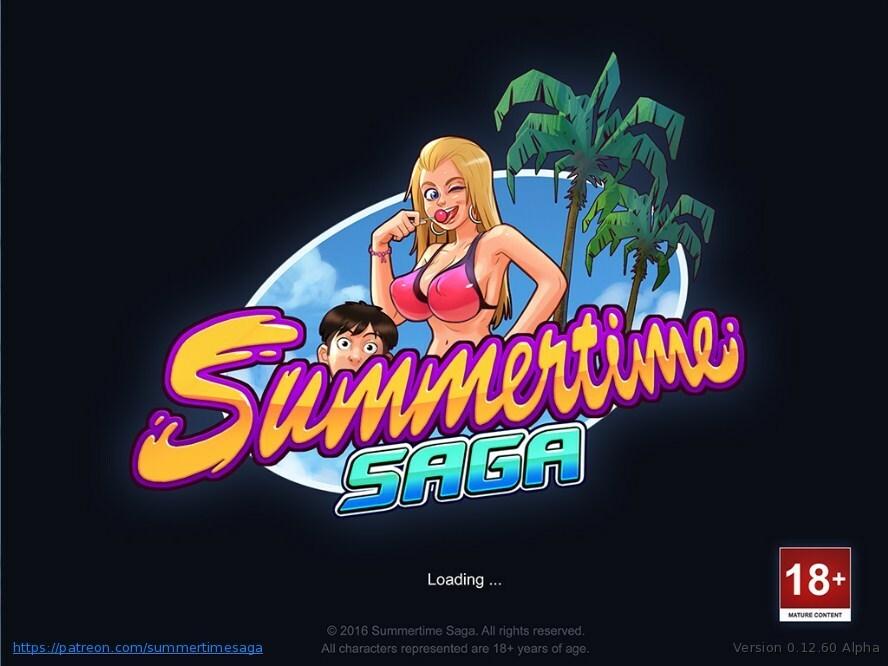 SummertimeSaga –  Version 0.12.60 Alpha – Update