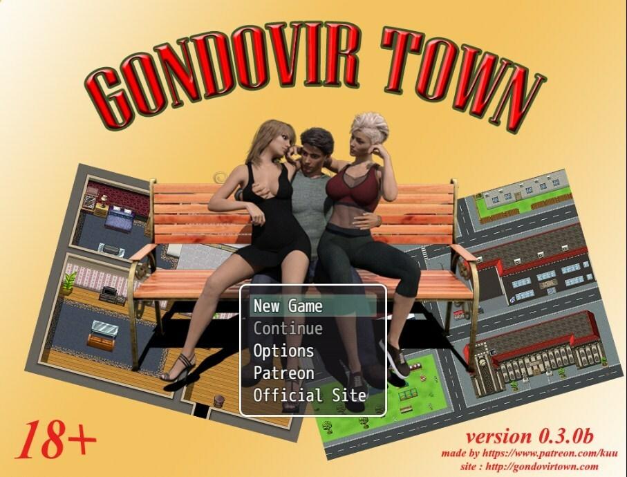 Gondovir Town – Version 0.5.1 – Update