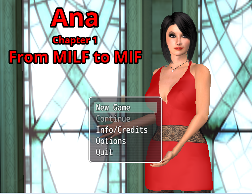 Ana – Chapter 1 – From Milf to Mif – Version 0.92 – Update