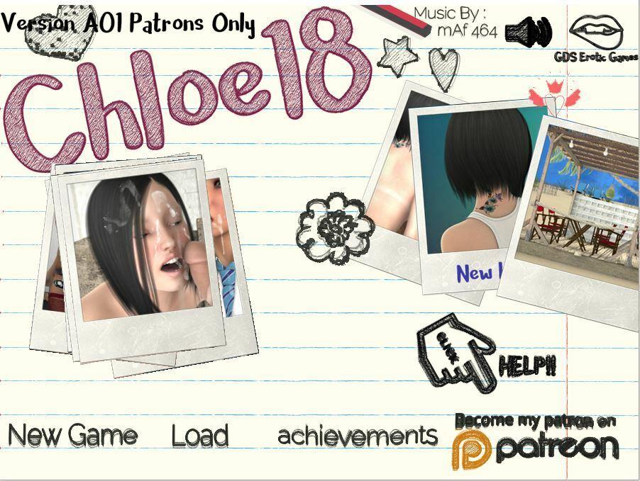Chloe18 – Part 1