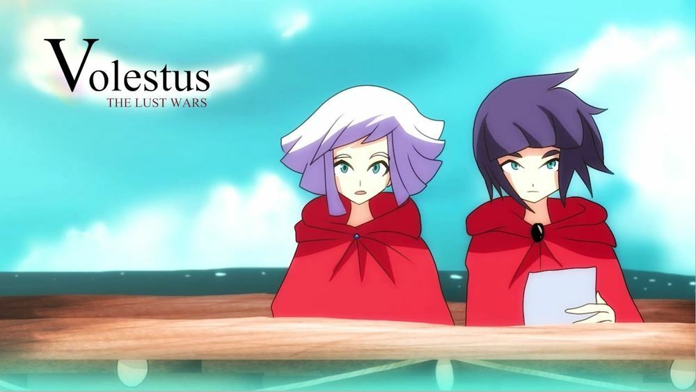 Volestus The Lust Wars – Demo Version
