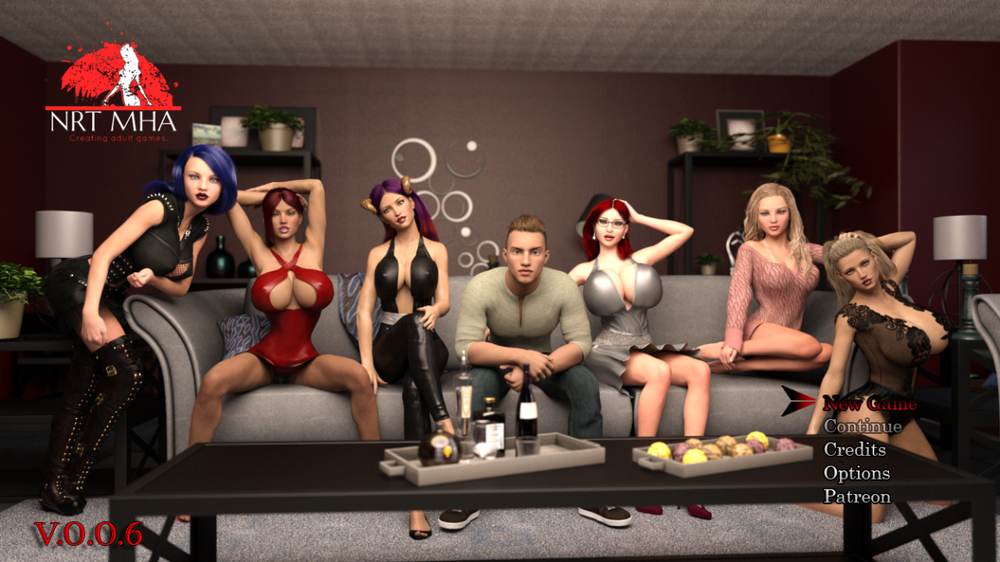 Lust Town – Version 0.0.6 – Update