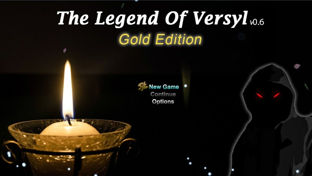 The Legend of Versyl – Version 0.6.8a – Update