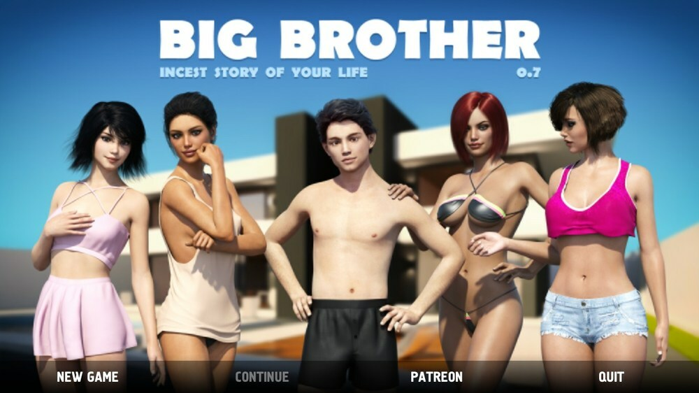 Big Brother – Version 0.7.0.003 – Cracked + Mod – Update