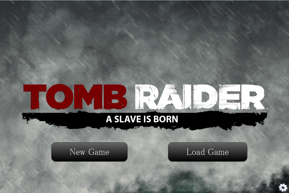 Lara Croft Porn Game - Tomb Raider – A slave is born – Version 1.2 - PornPlayBB