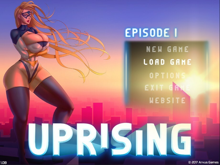 Uprising – Episode 1.0b + Walkthrough + Update