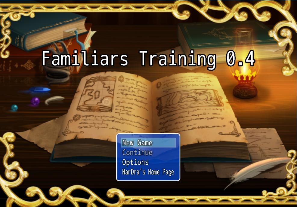 Familiars Training – Version 0.4 – Update