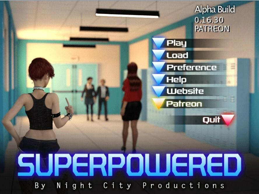 Superpowered – Version 0.16.32 – BugFix – Update