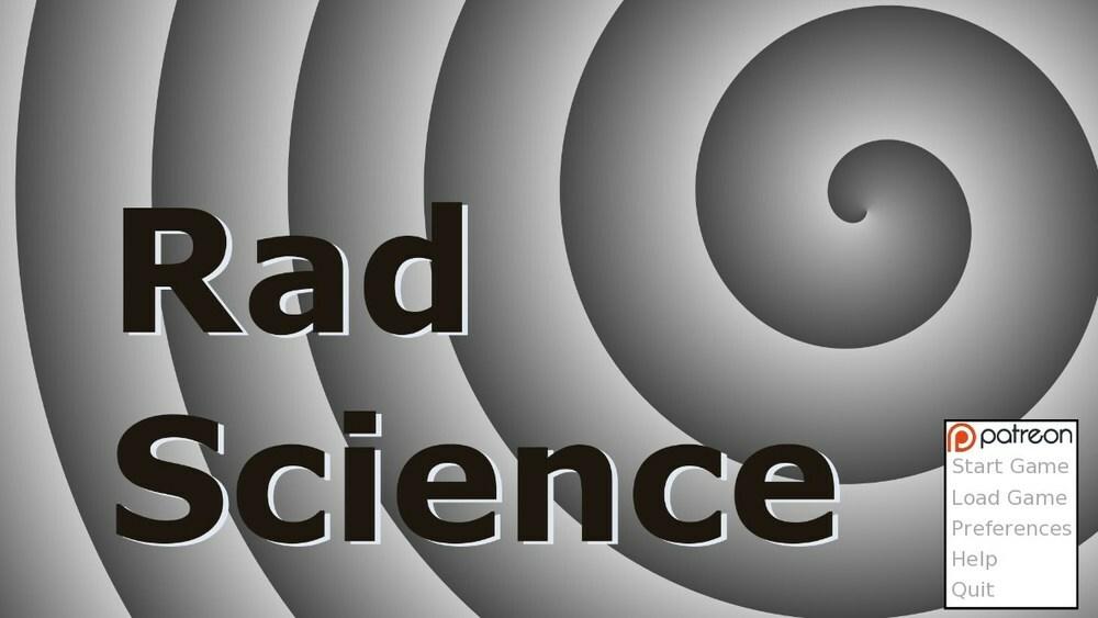 Rad Science – Version 0.4.1 – Update