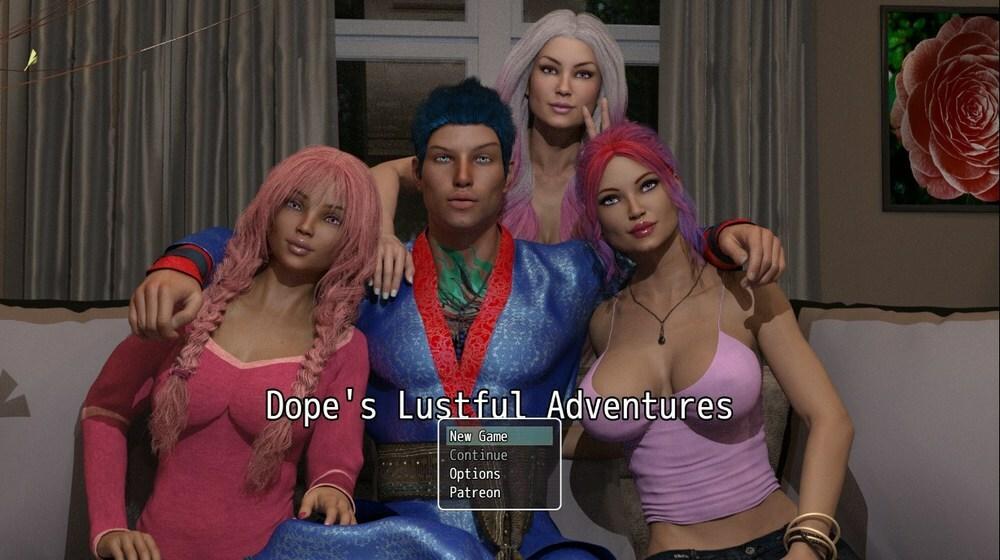 Dope's Lustful Adventures – Version 0.06.6.1 – Update