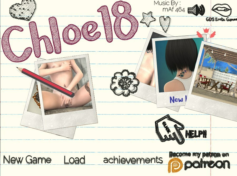Chloe18 – Version 0.5 Patreon Release – Update
