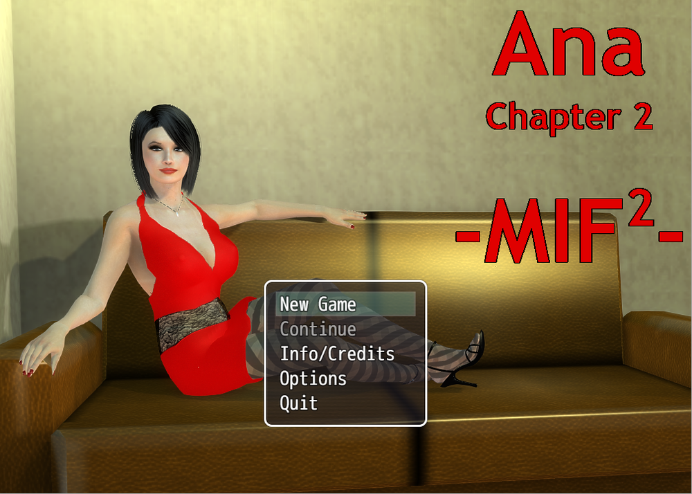 Ana – From MILF to MIF – Chapter 2 – Version 0.1