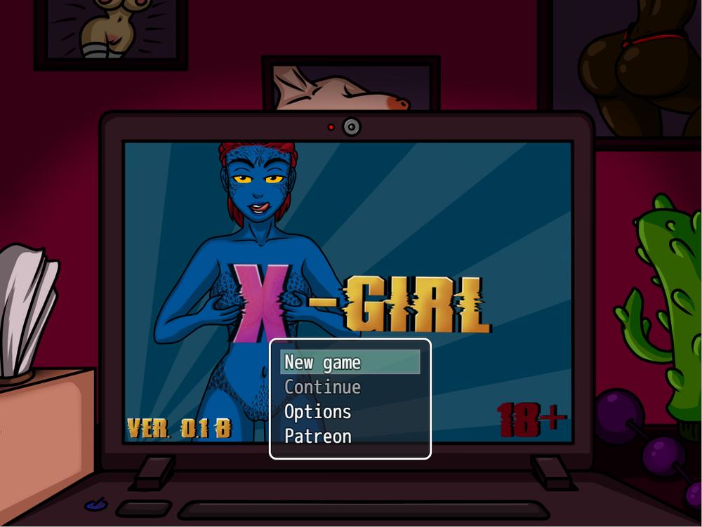 X-Girl – Version 0.1c – Update
