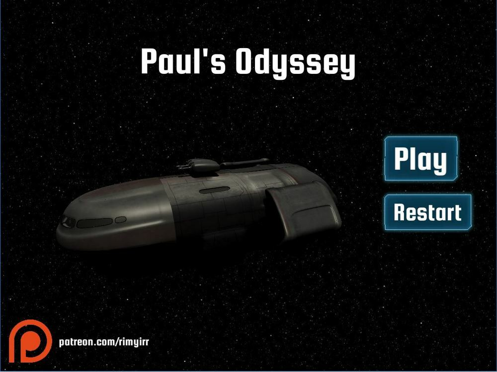Paul's Odyssey – July Version