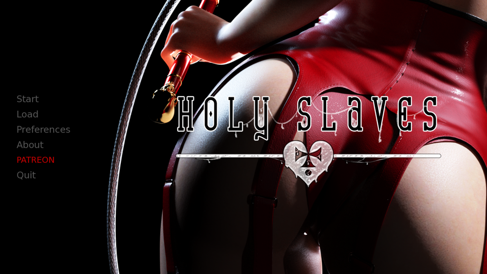 Holy Slaves – Episode 1 – Limited Edition