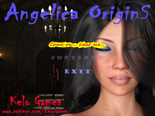 Angelica Origins – Version 0.2.2 – Update