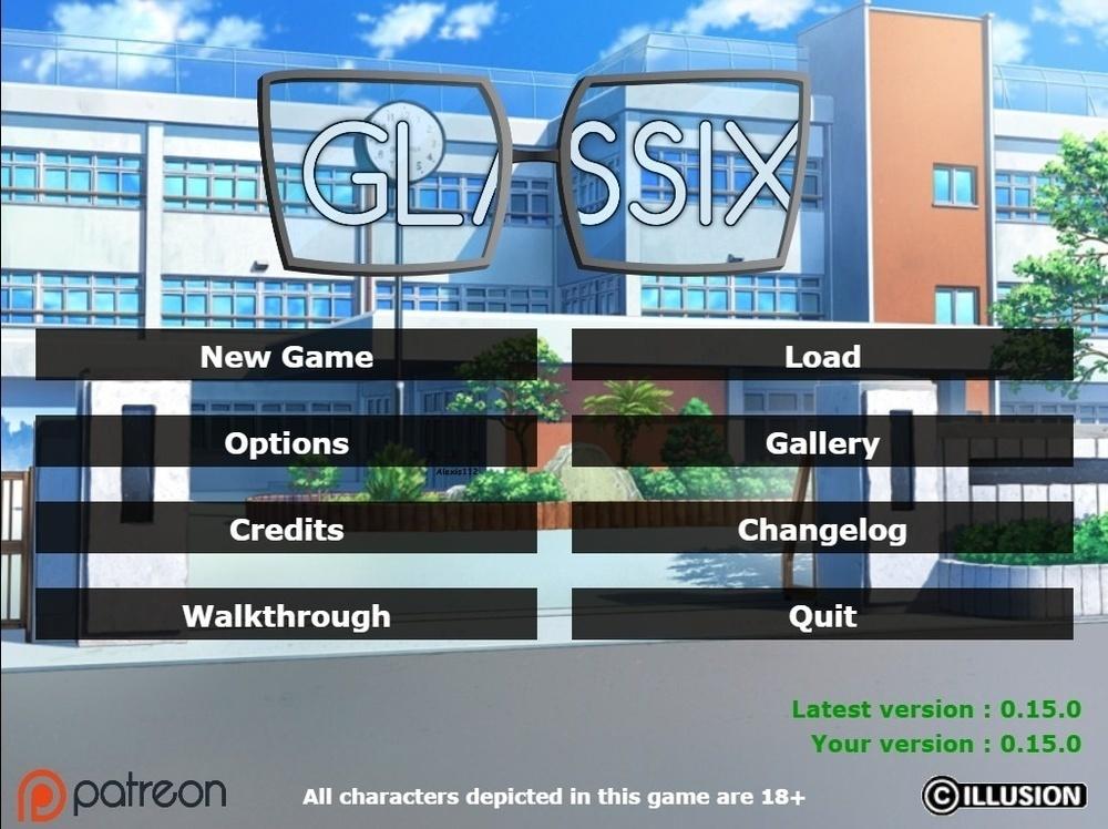 Glassix – Version 0.15.1 – Update