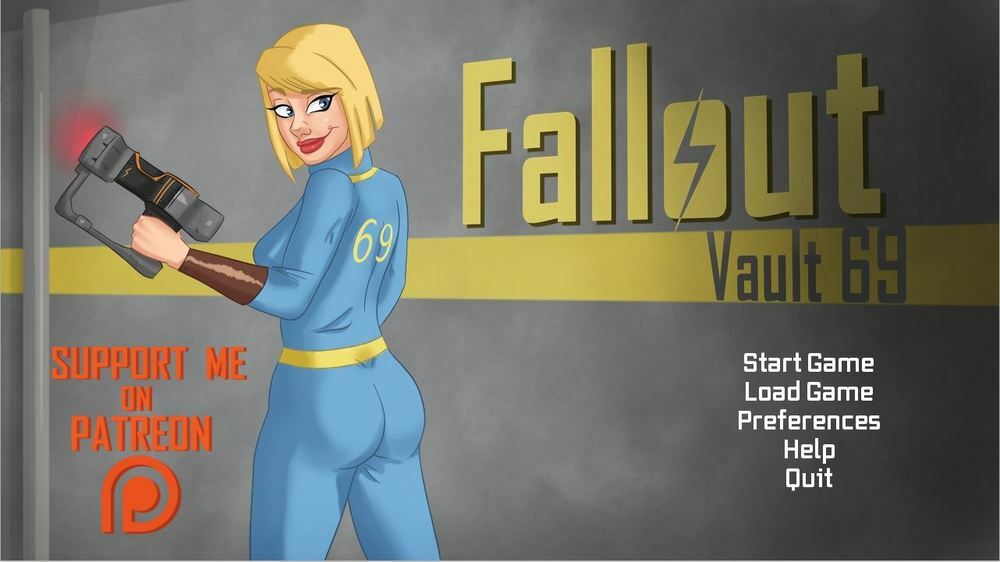 Fallout – Vault 69 – Version 0.05 – Update