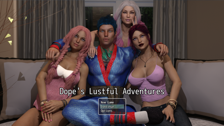 Dope's Lustful Adventures – Version 0.08.4 – Update