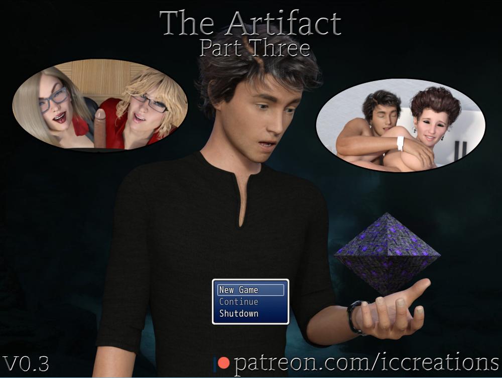 The Artifact : Part 3 – Version 0.3b + Save – Update