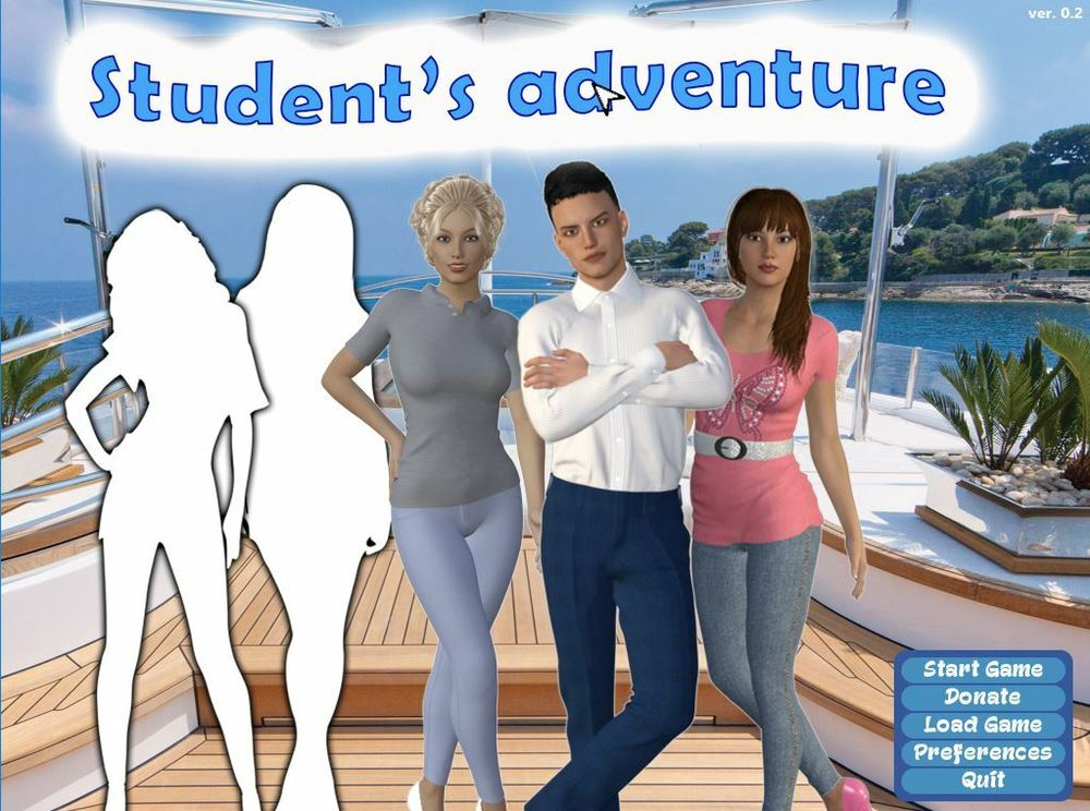Students Adventure – Version 0.2