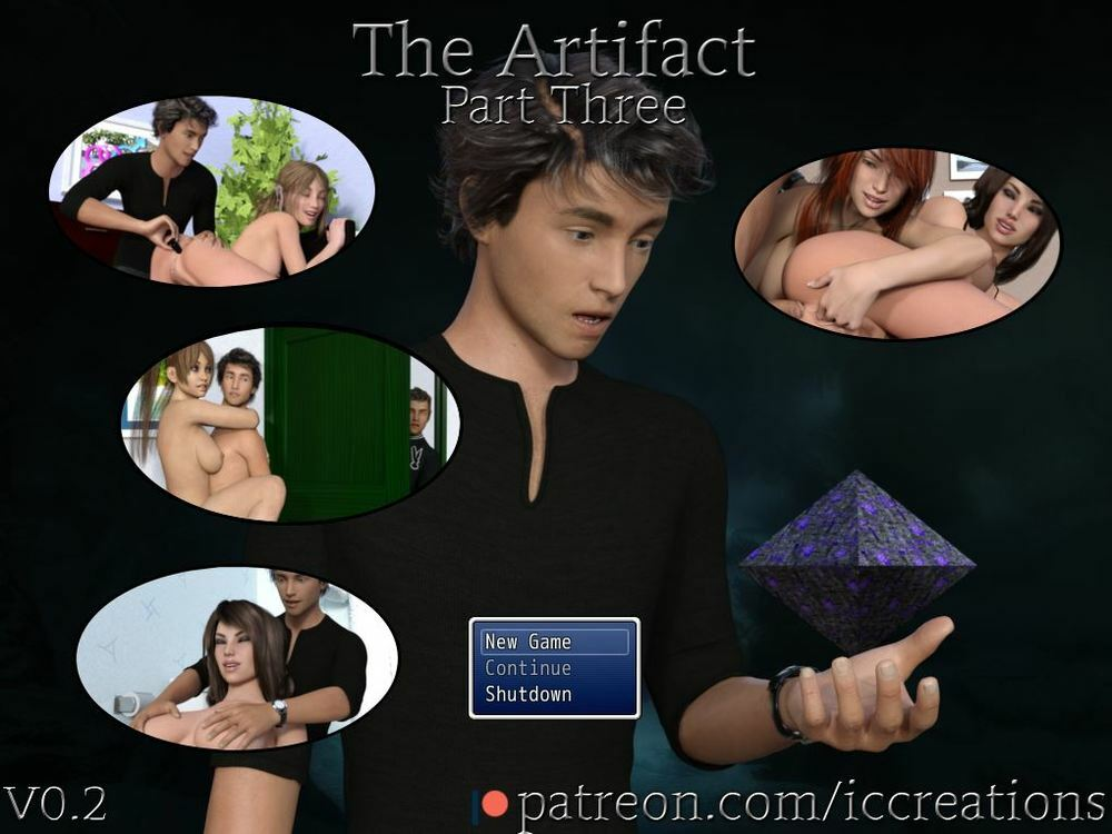 The Artifact : Part 3 – Version 0.2 – Update