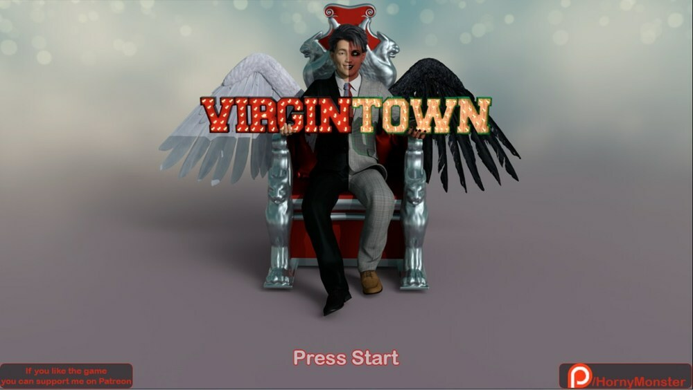 Virgin Town – Version 0.04a – Update
