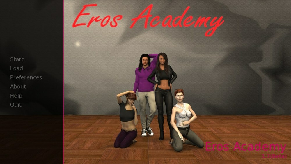 Eros Academy – Version 1.7 Beta – Update