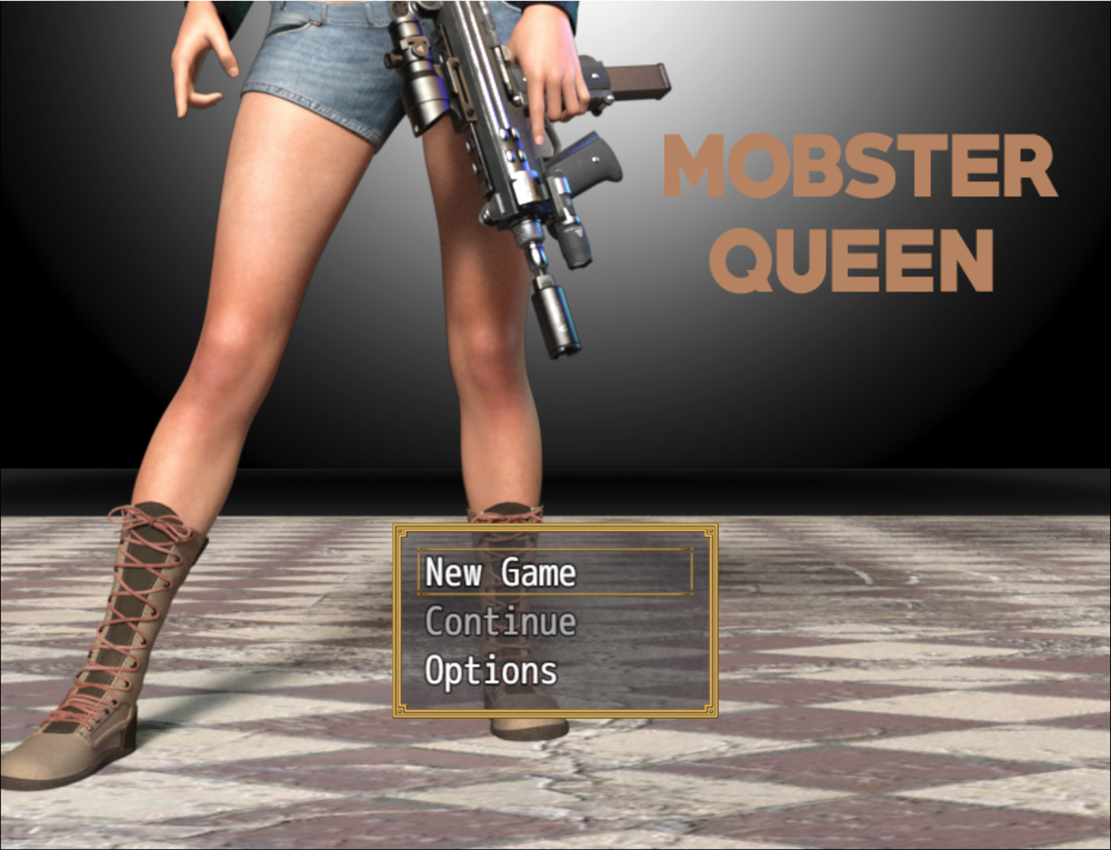 Mobster Queen – Version 0.1 – Update
