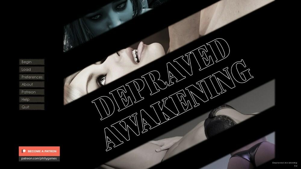 Depraved Awakening – Version 0.5 – Update