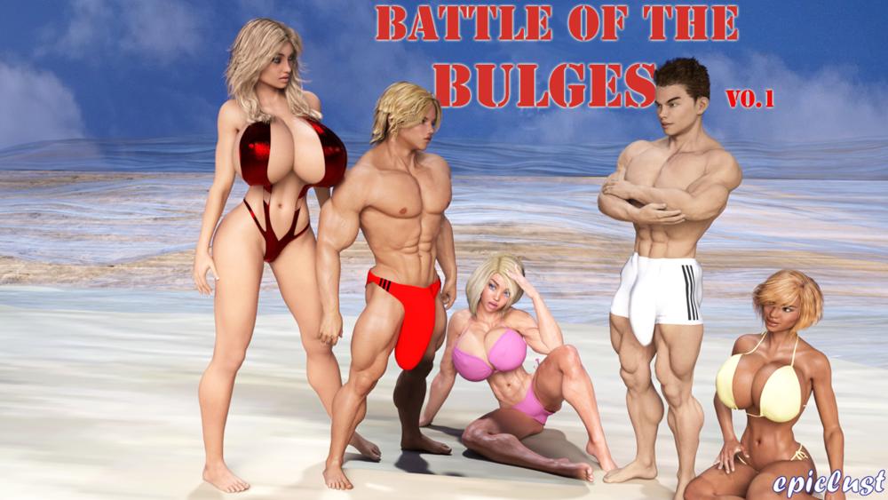 Battle of the bulges epiclust