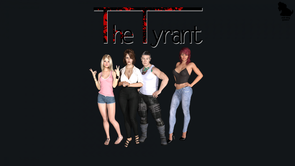The Tyrant – Version 0.3.5 + Incest Patch & Walkthrough – Update