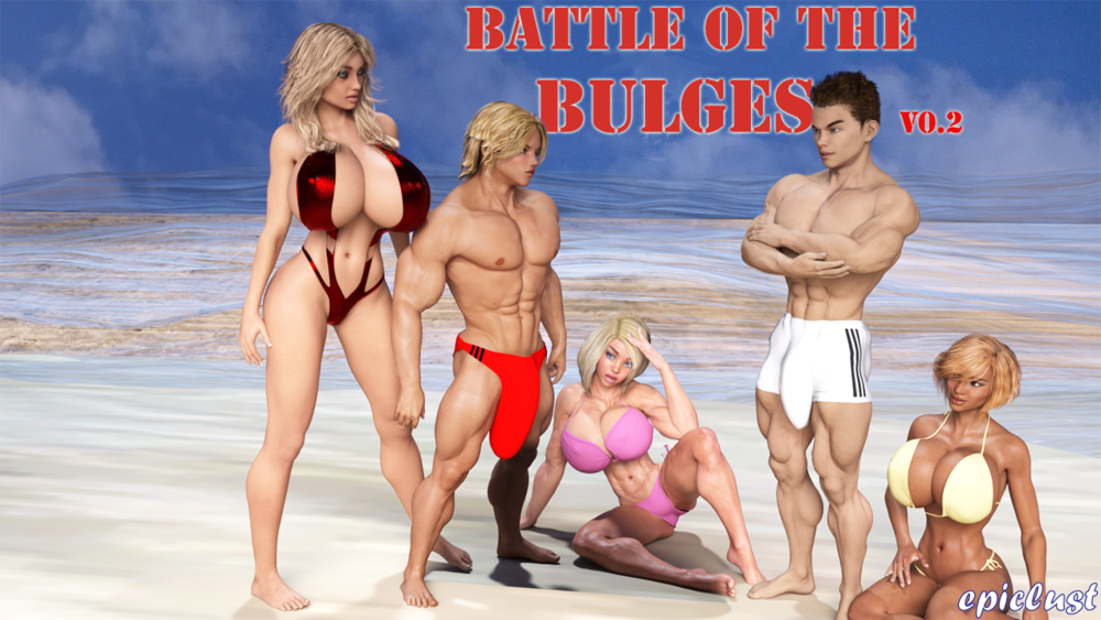 Battle of the Bulges – Version 0.3.1 – Update