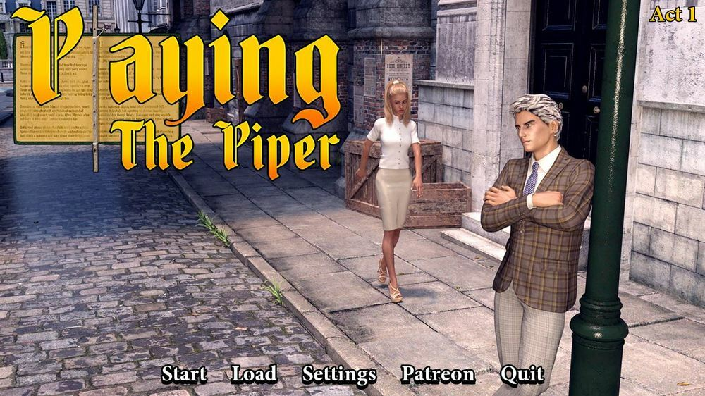 P(L)aying The Piper – Demo Version – Update