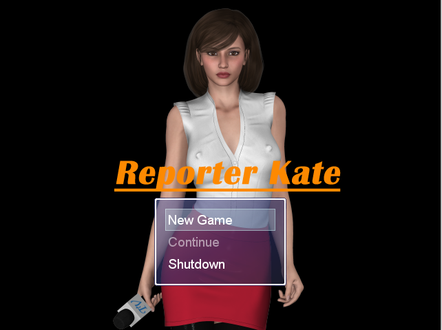 Reporter Kate – Version 1.00 – Update