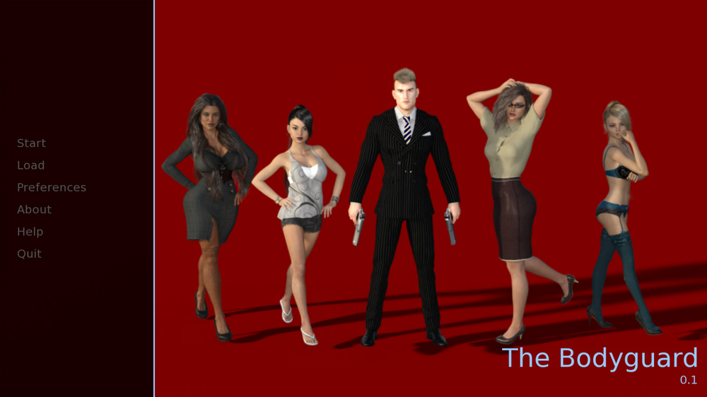 The Bodyguard – Version 0.1