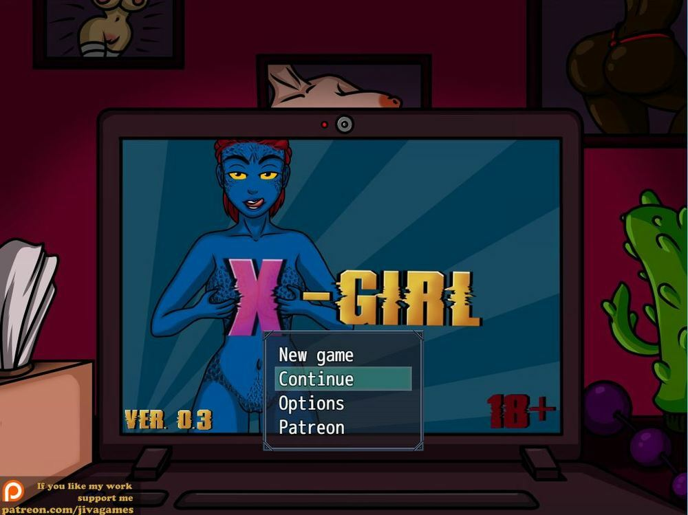 X-Girl – Version 0.3 Fix – Update