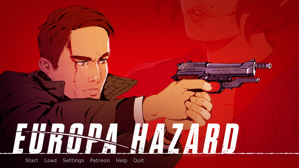 Europa Hazard – Version 0.01