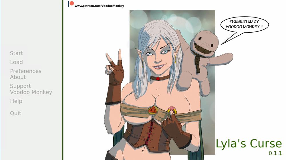 Lyla's Curse – Version 0.1.1