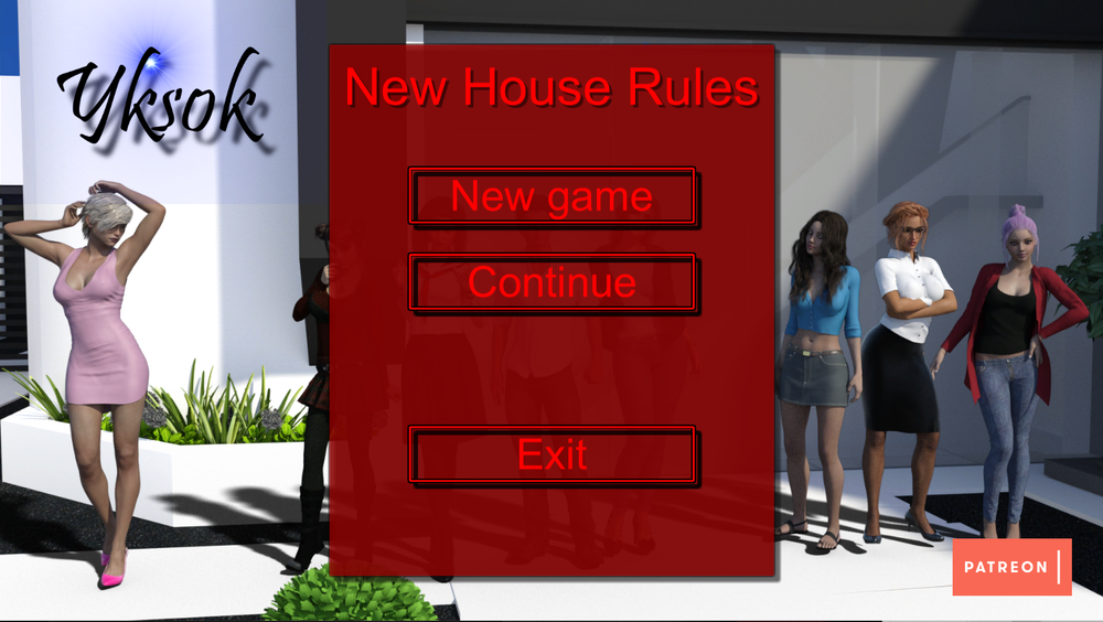 New House Rules – Version 0.1.1