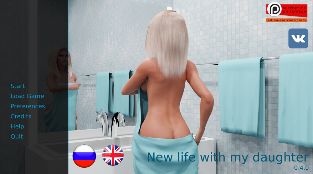 New Life with My Daughter – Version 0.4.0 Fix – Update
