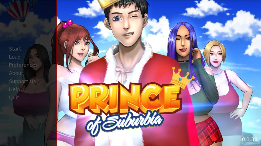 Prince of Suburbia – Version 0.1.38